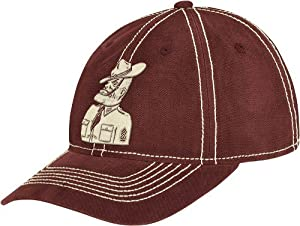 Texas A&M Aggies Adidas Retro Logo Slouch Adjustable Hat