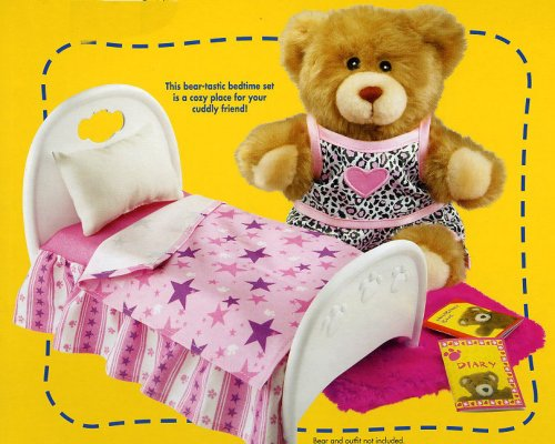 Build-a-Bear Dream With Me Bedroom Set