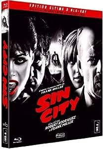 Sin City - Edition limitée (Version cinéma + Director's recut, inclus un livre) - Edition 2 Blu-ray [Blu-ray] [Édition Ultime]