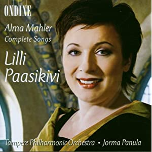 Alma Mahler: Complete Songs