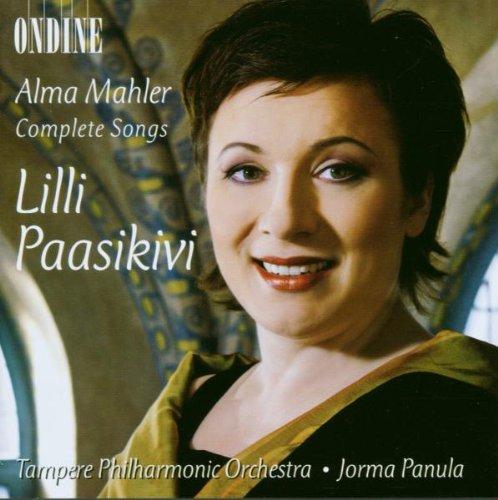 Intégrale Des Lieder - Orchestrations De Jorma Panula