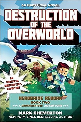Herobrine Reborn Book 2