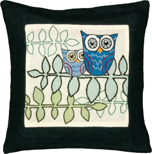 Dimensions Needlecrafts Crewel Embroidery, Owl