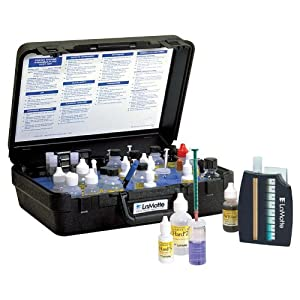 Company XX01472 Aquaponics Water Test Kit: Industrial & Scientific