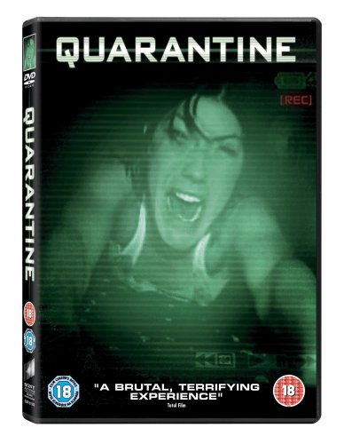 Quarantine [DVD] [2008] [2009]
