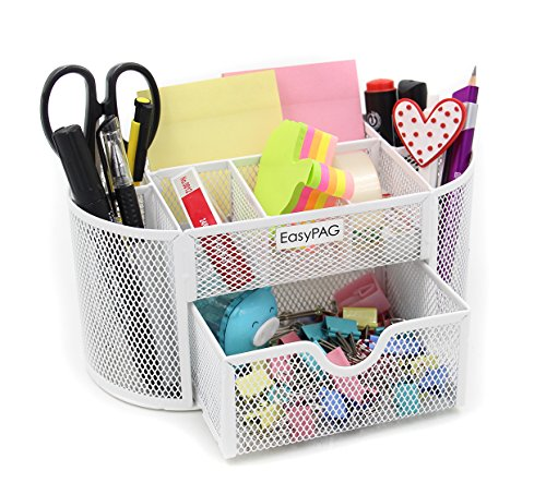 Easypag cute desk accessories organizer 9 components - Cute desk accessories and organizers ...