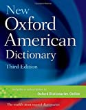img - for New Oxford American Dictionary 3rd Edition book / textbook / text book