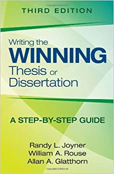 Buying a dissertation steps