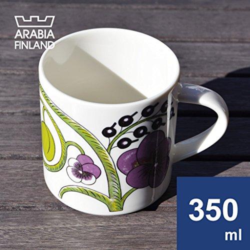 (アラビア) Arabia Paratiisi パラティッシ パープル マグカップ 0.35L 350ml 8985 [並行輸入品]