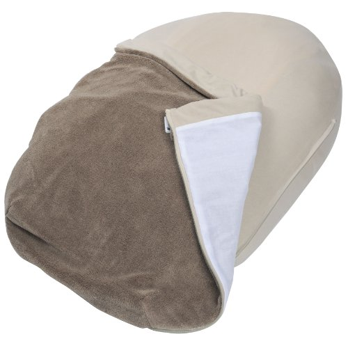 Candide Baby Group Multi-Relax 3 in 1 Maternity Cushion Blanket, Taupe/Light Brown - 1