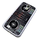 Dj Mixer Cool MUSIC DJ Clubing Cool Fashion Trend Design SAMSUNG GALAXY S4 i9500i9505 Case Back Cover Hard Plastic And Metal