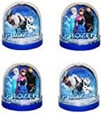 Disney Frozen Snow Globes (4 Pack)