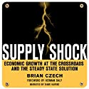 Supply Shock: Economic Growth at the Crossroads and the Steady State Solution Audiobook by Brian Czech Narrated by Diane Havens