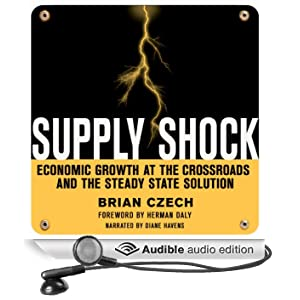 Supply Shock: Economic Growth at the Crossroads and the Steady State Solution (Unabridged)
