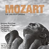Mozart, The Greatest Operas [Box Set]