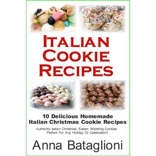 Image: Italian Cookie Recipes - 10 Delicious Homemade