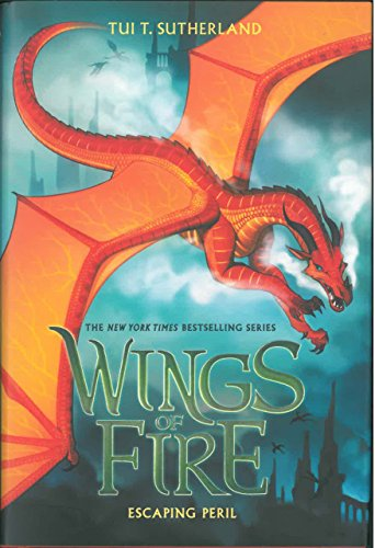 Escaping-Peril-Wings-of-Fire-Book-8