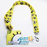 Nick Jr. Sponge Bob Lanyard Key Chain & Key Holder
