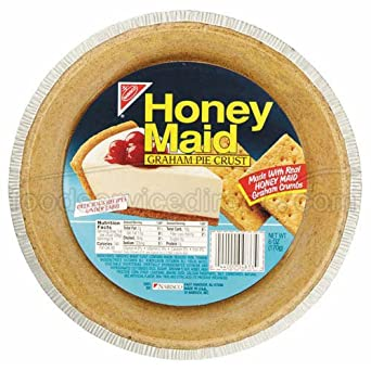 Honey Maid Graham Cracker Pie Crusts