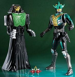 Kamen Rider Den-O Zeronos DX figure Altair & Vega Form