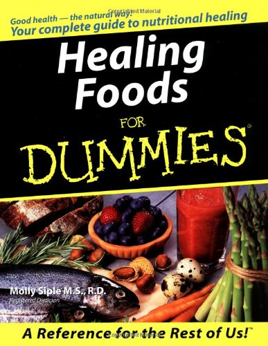 Healing Foods For Dummies front-439013