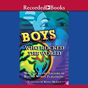 Boys Who Rocked the World Audiobook