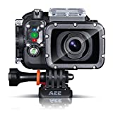 AEE S71 Outdoor Edition Sports video camera 4K HD video 4K/2.7K/1080P/960P/720P High speed dynamic video + 16G SD Card