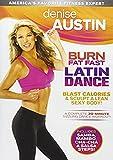 Denise Austin: Burn Fat Fast Latin Dance [DVD]