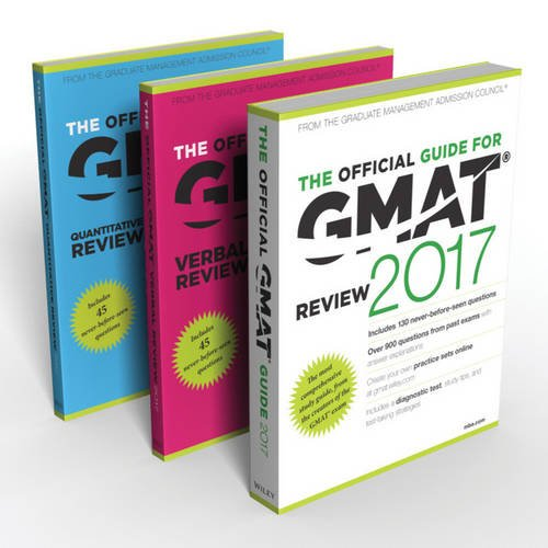 GMAT Official Guide 2018 Verbal Review: Book +