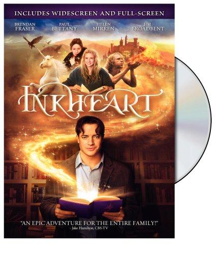 inkheart dvd 2009