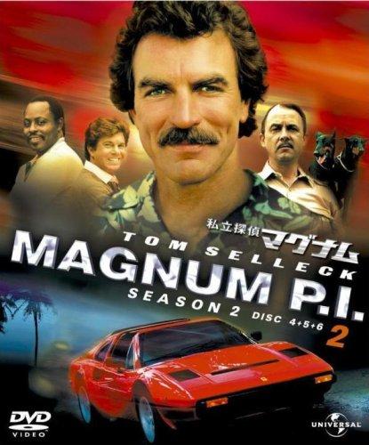 私立探偵マグナム シーズン2:disc4~6 [DVD]