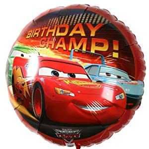 "Disney's World of Cars 18"" Foil Balloon"