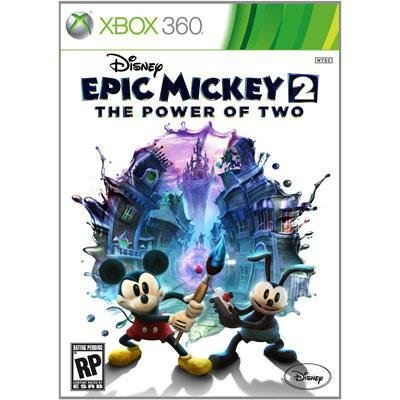 Selected Epic Mickey 2 Power of Two 360 By Disney Interactive (Epic Mickey 2 compare prices)