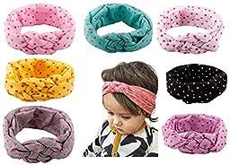 Qandsweet Baby Girl\'s Headbands Rope Model