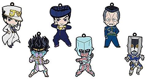 TVアニメ ジョジョの奇妙な冒険 ダイヤモンドは砕けない ラバーストラップコレクション Vol.1 BOX