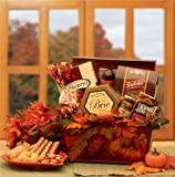 Thanksgiving Gift Basket: Fall Harvest Gourmet Gift Basket