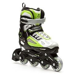 5th Element B2-100 Adjustable Kids Inline Skates 2014 by 5th Element