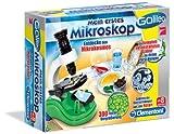 Clementoni - Microscópio (37004944) (versión en alemán)