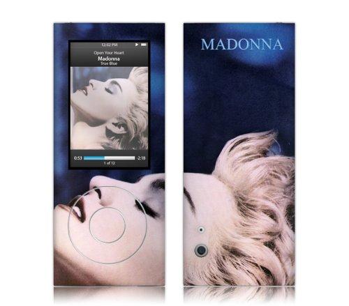 Zing Revolution Ms-Md30039 Ipod Nano- 5Th Gen- Madonna- True Blue Skin front-547493