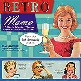 Retro Mama 2015 Wall Planner