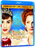 Mirror Mirror / Miroir Miroir (Bilingual) [Blu-ray + DVD + Digital Copy]