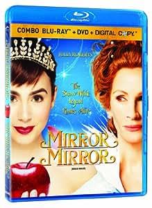Mirror Mirror / Miroir Miroir (Bilingual) [Blu-ray + DVD + Digital Copy]