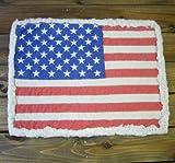 お部屋がヴィンテージ・アメリカン  星条旗 バスマット 玄関マット トイレマット