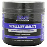 Serious Nutrition Solution Citrulline Malate Powder, 325 Grams