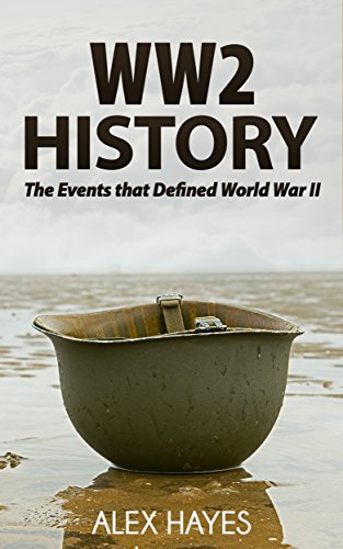 WW2 History: The Events that Defined World War II (World War 2, WWII, History, Dday, Pearl Harbor) (World War Ii History compare prices)