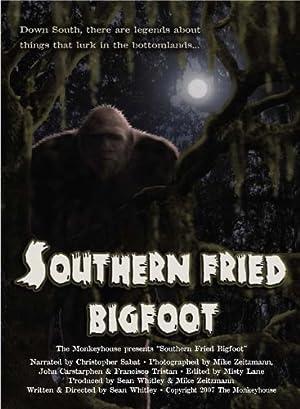 Southern Fried Bigfoot