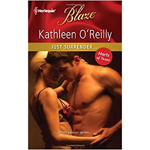 Just Surrender by Kathleen O'Reilly