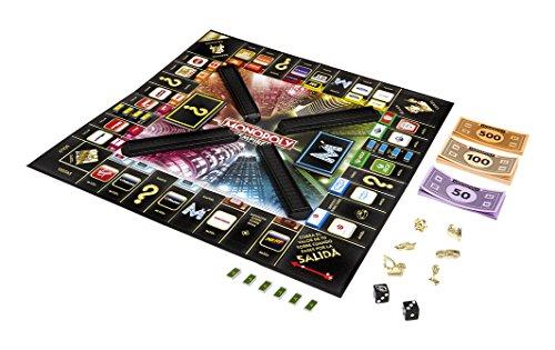 Hasbro Gaming - Monopoly, juego de mesa, diseño Empire (B5095105) (versión española)