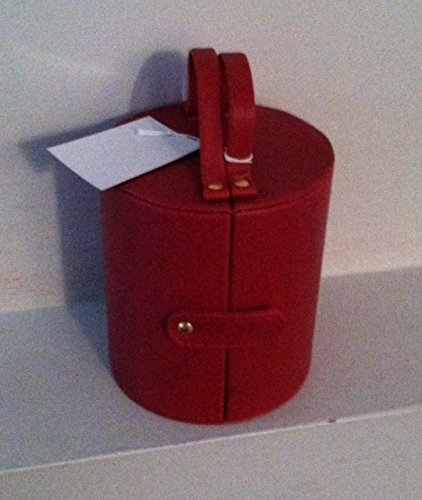 red-mele-leatherette-jewel-case-jewelry-box-with-handle-695-11