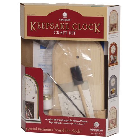 Keepsake Clock Kit